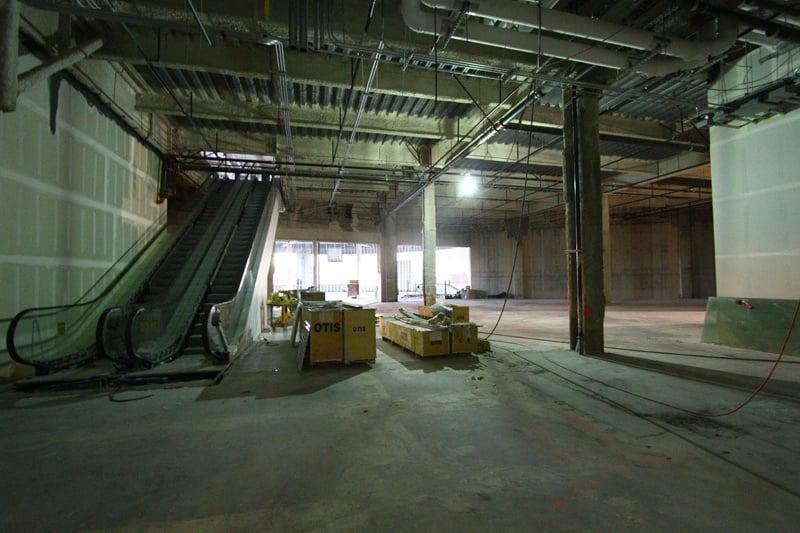 TI shopping mall