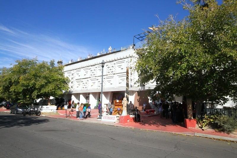 Hammargren House of Nevada History
