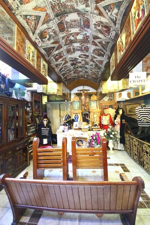 Hammargren chapel room