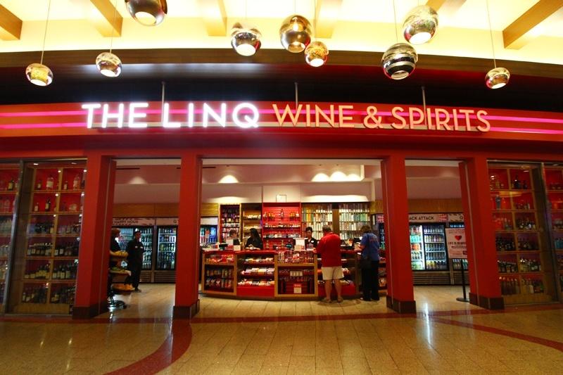 Linq wine and spirits
