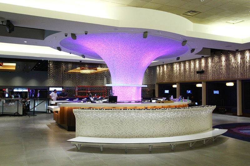 Linq Hotel & Casino lobby bar
