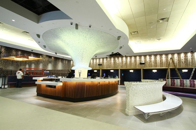 Linq lobby bar