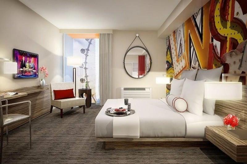 Linq Hotel rooms