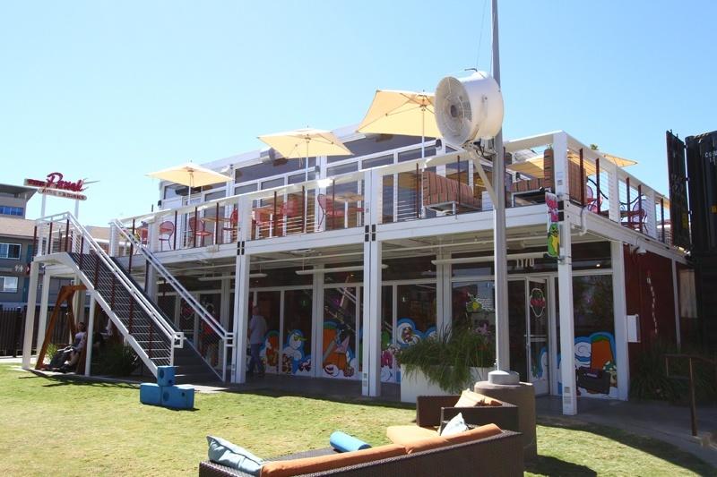 The Perch restaurant
