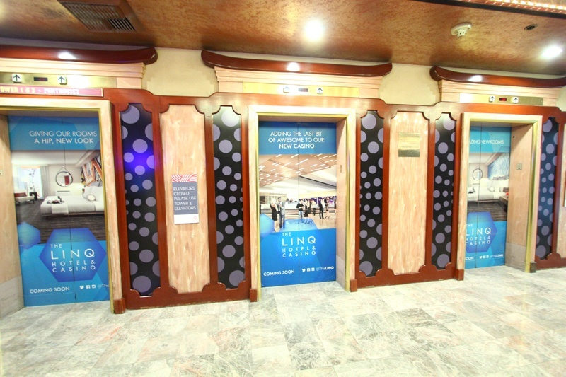 Quad elevators