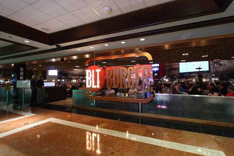 BLT Burger Las Vegas