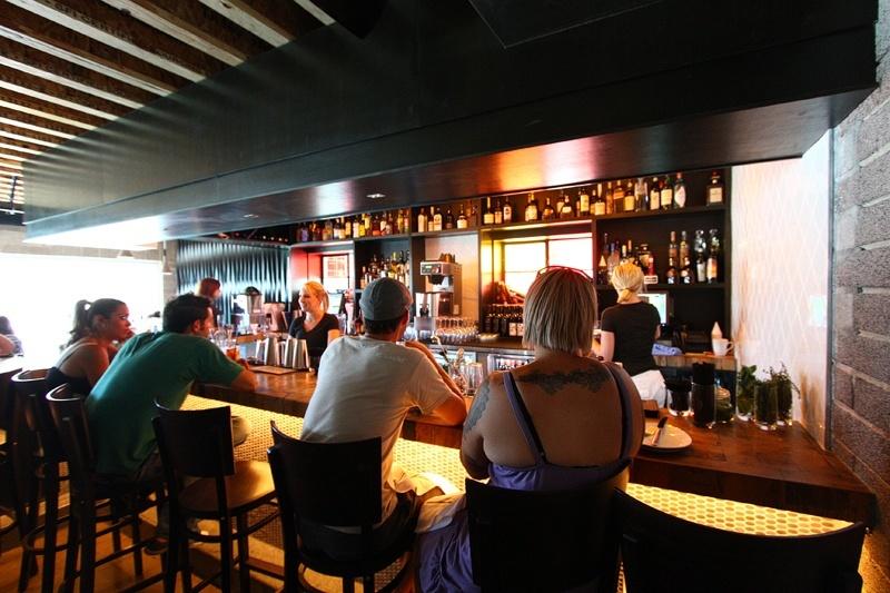 Carson Kitchen bar