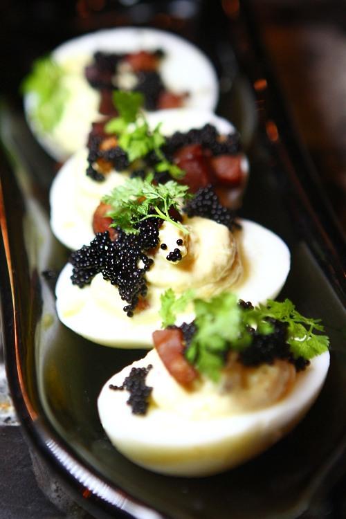 Carson Kitchen devils eggs