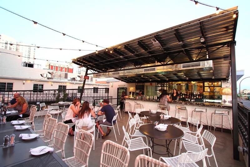 Carson Kitchen patio
