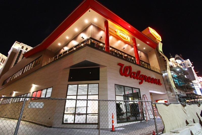 Denny's Walgreens