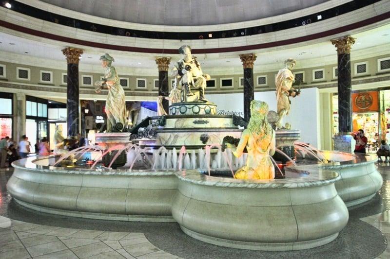 Festival Fountain