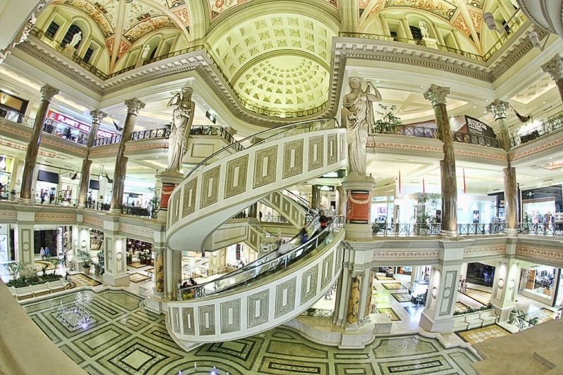 Forum Shops Las Vegas