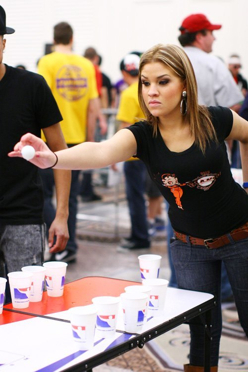 World Series of Beer Pong