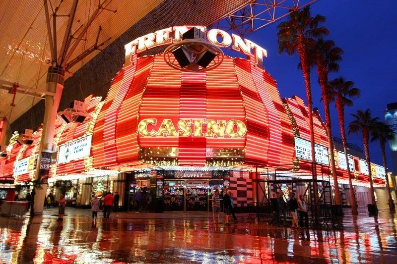 Fremont Casino Vegas
