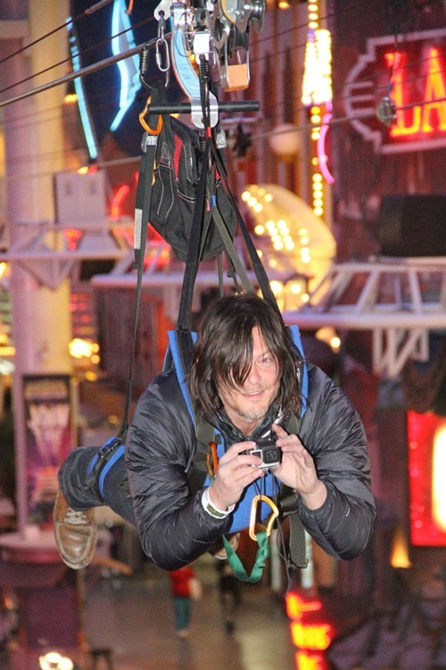 Daryl Dixon SlotZilla Las Vegas