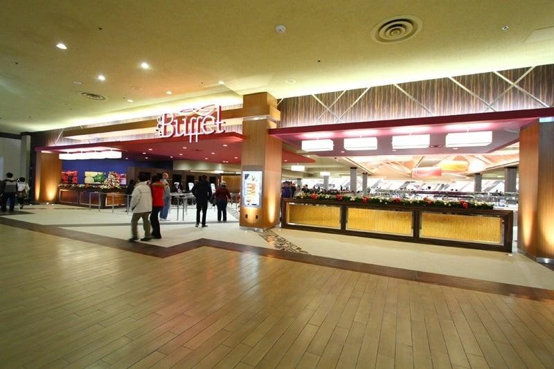 Excalibur Casino Buffet