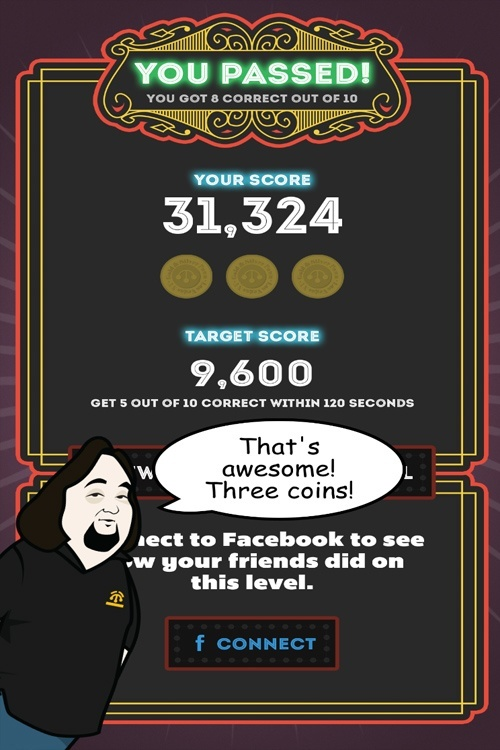 Rick Harrison Trivia Challenge app
