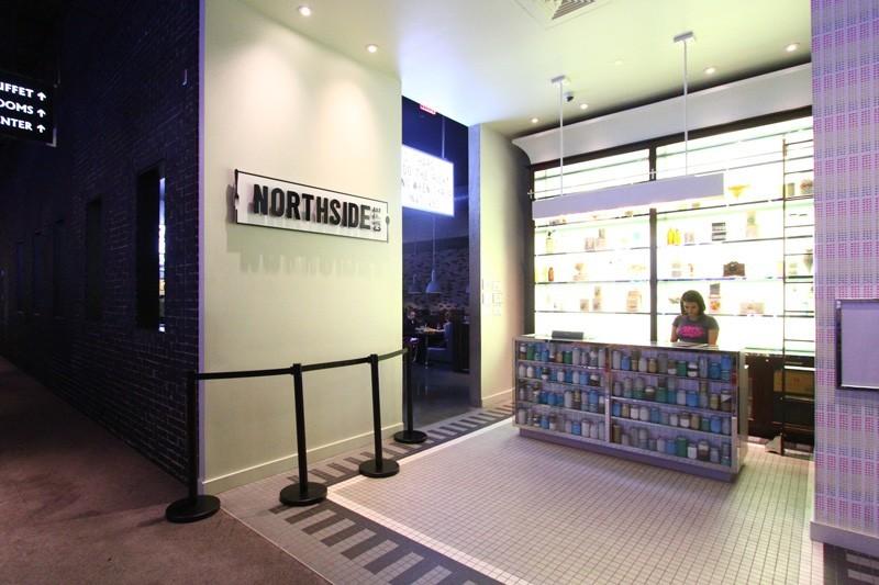 Northside Cafe at SLS