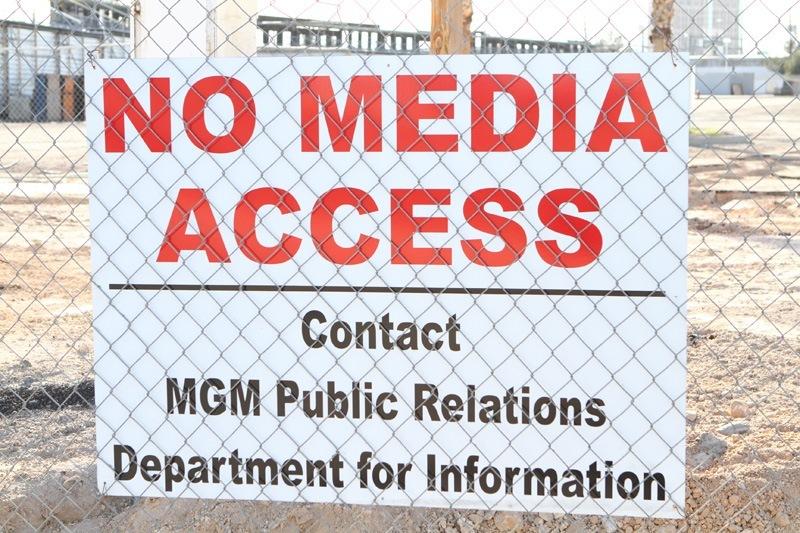 No media access