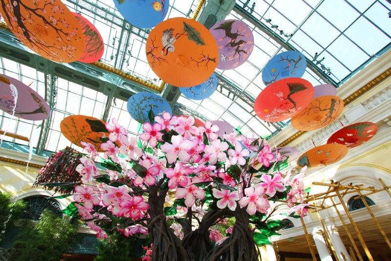 Bellagio Conservatory Japan