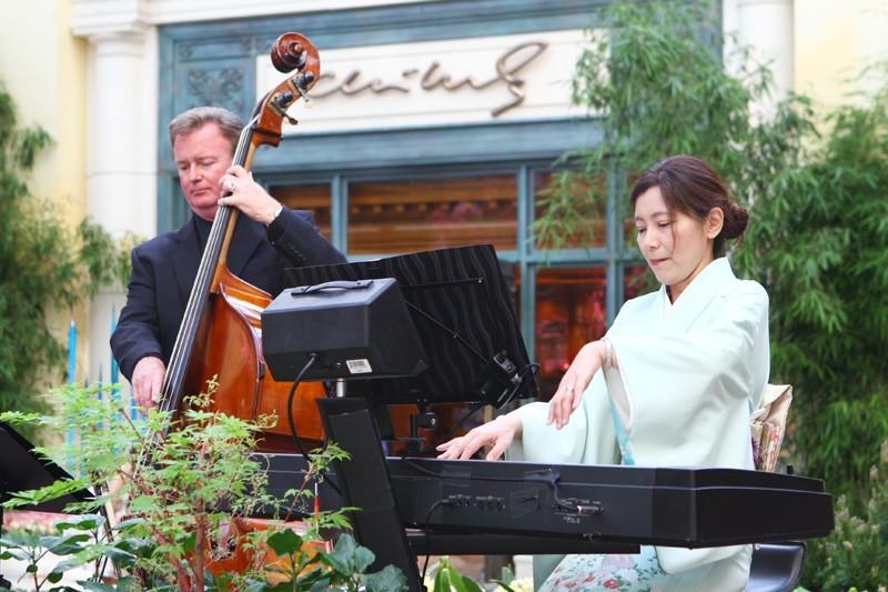 Bellagio musicians