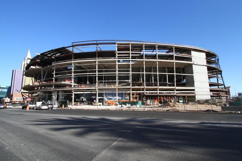 MGM AEG arena Las Vegas