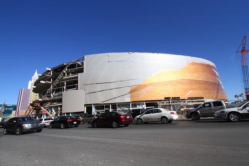 MGM-AEG arena Vegas