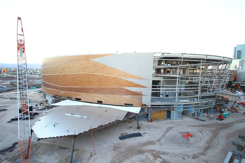AEG-MGM arena