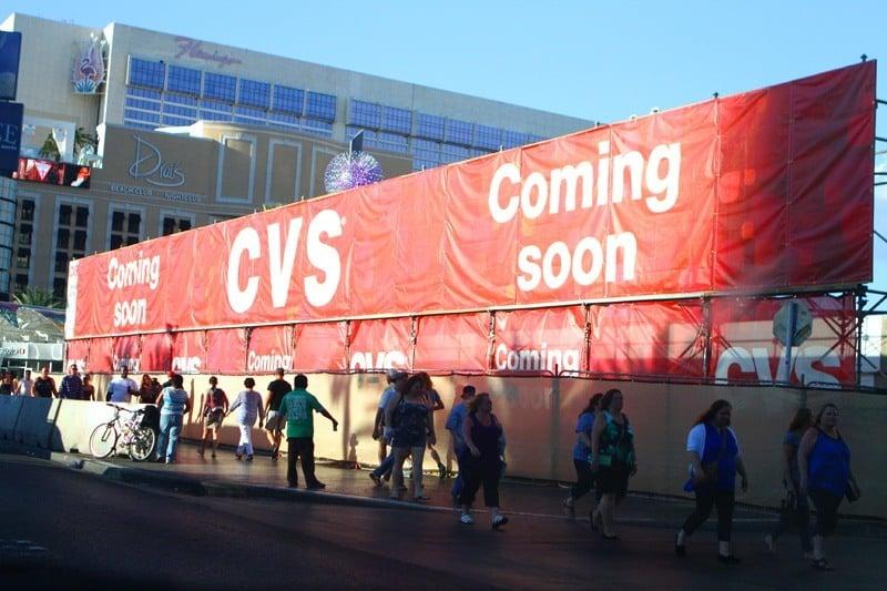 CVS Bally's