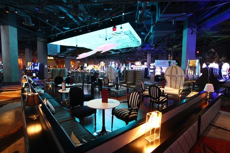 SLS Center Bar Lounge