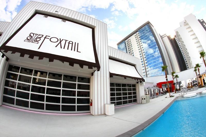 SLS Las Vegas Foxtail