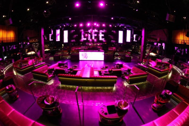 SLS Life Nightclub