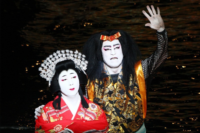 Bellagio kabuki
