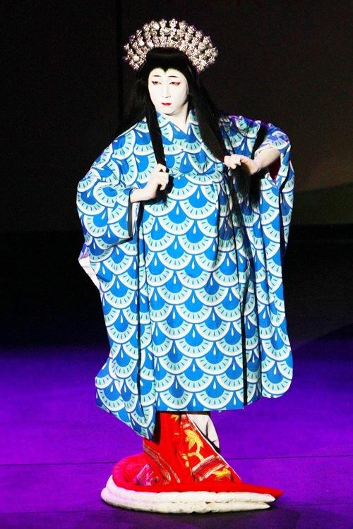 Bellagio kabuki spectacular