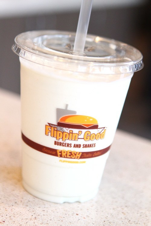 Flippin' Good shake