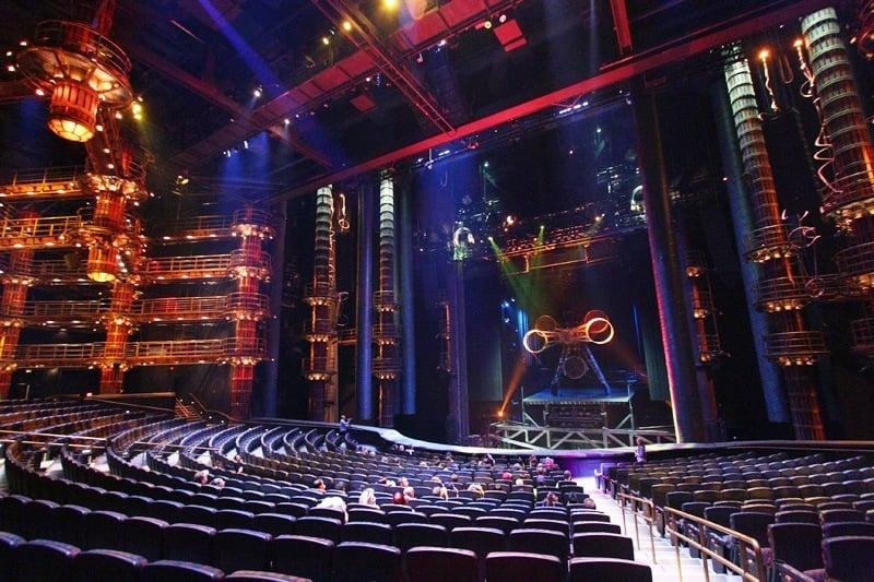 Ka Cirque show Vegas