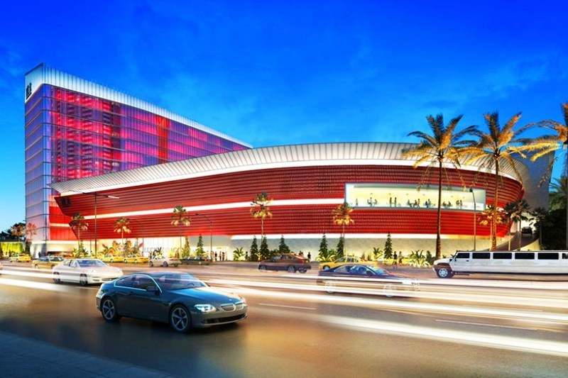 Lucky Dragon Hotel Amp Casino Could Actually Be A Thing