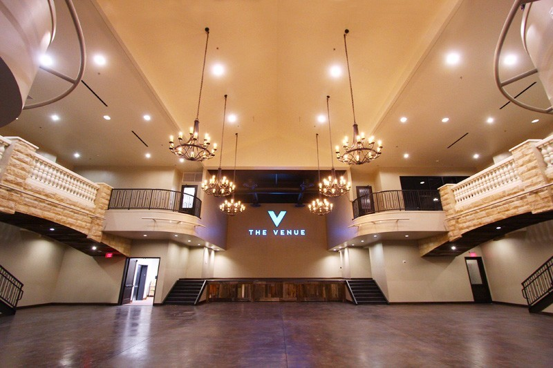 Venue Las Vegas Ballroom