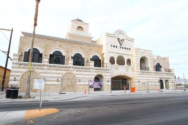 Venue Las Vegas