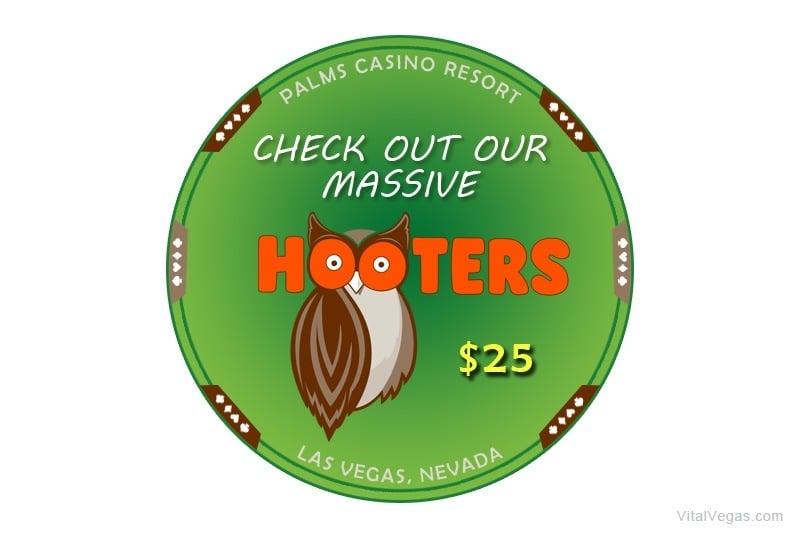 Las Vegas casino chip