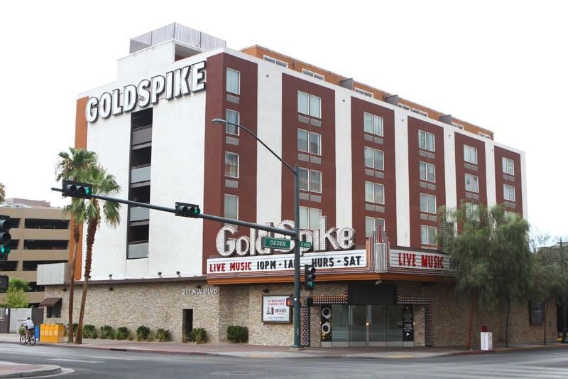 Gold Spike Hotel Las Vegas