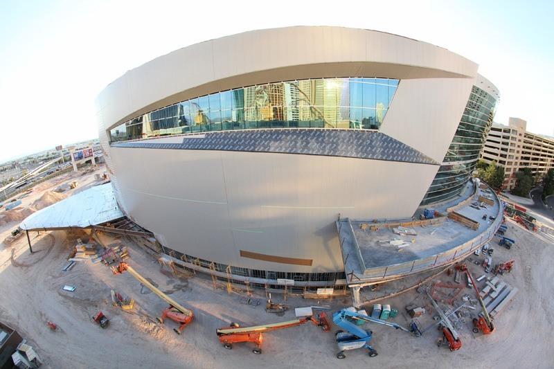 Mgm Arena Las Vegas