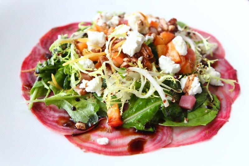 Nove restaurant salad