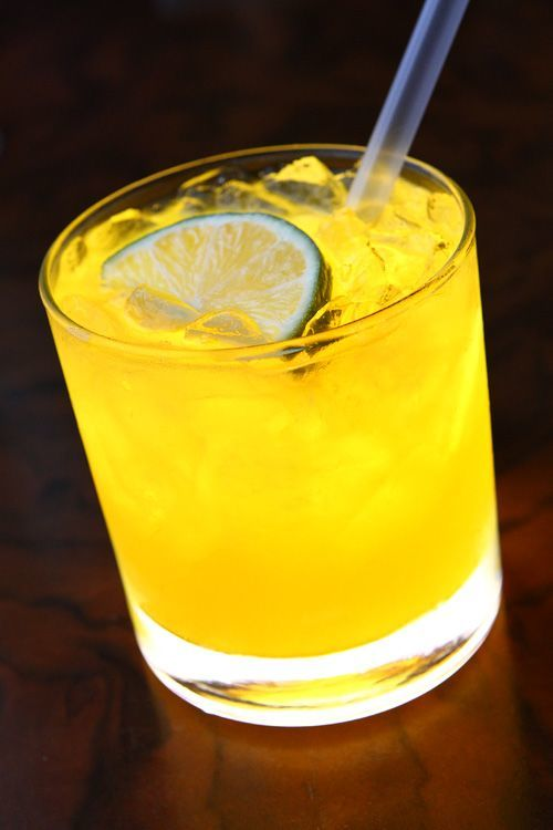 Nove signature cocktail