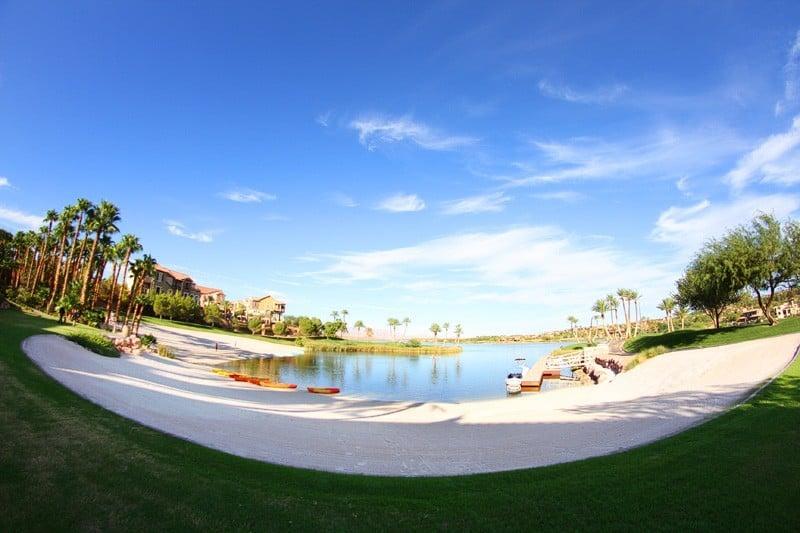Reflection Bay Las Vegas