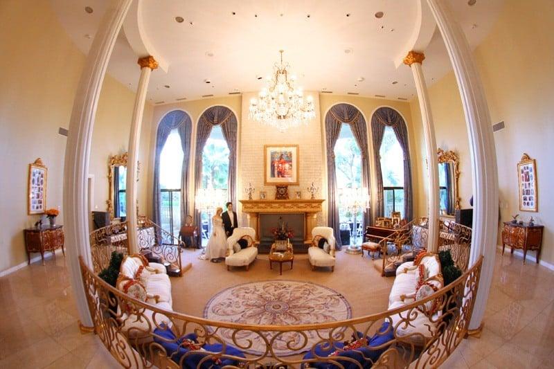 Wayne Newton mansion