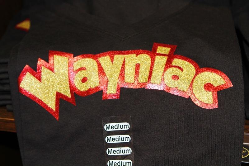 Wayniac T-shirt