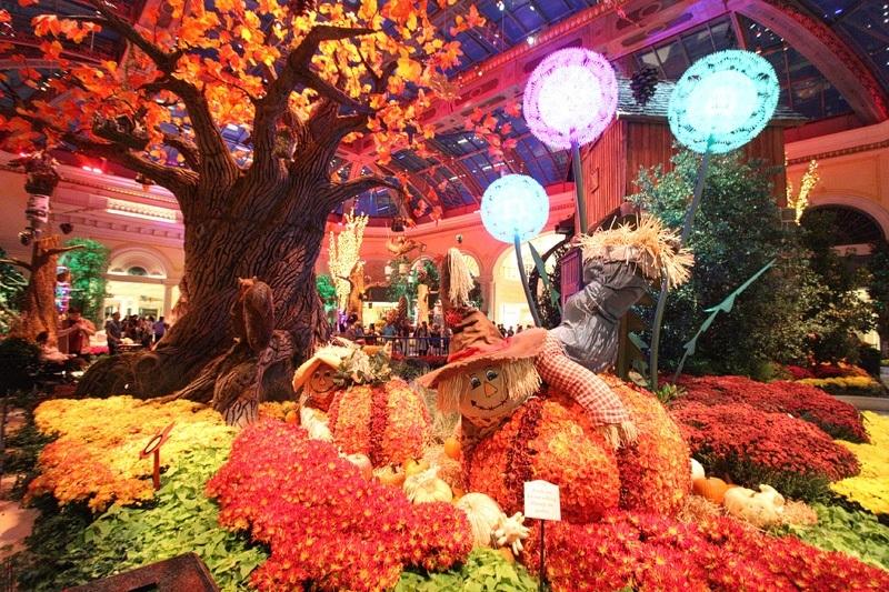 Bellagio Conservatory  & Gardens