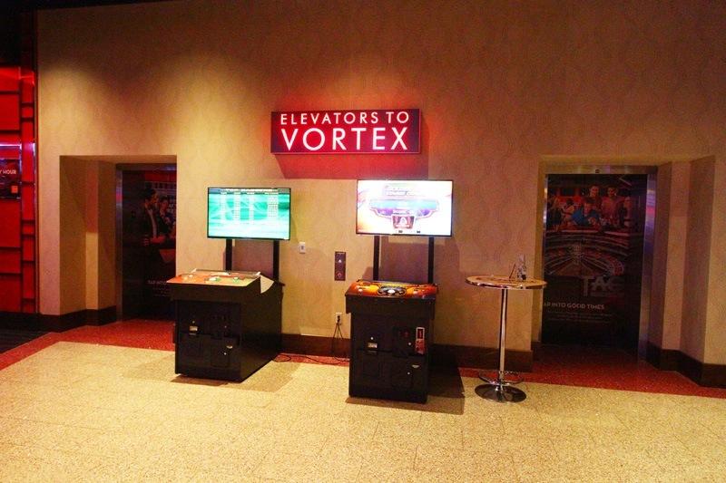 Linq Vortex elevators