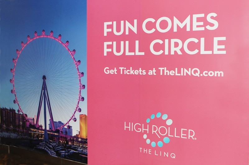 High Roller fun comes full circle